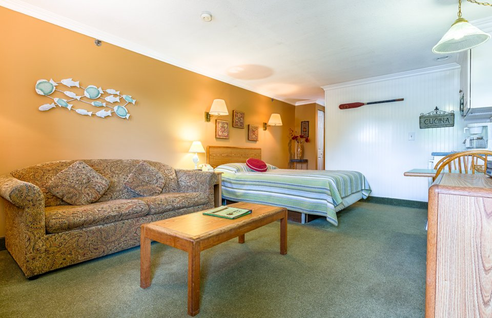 Spacious room lodging