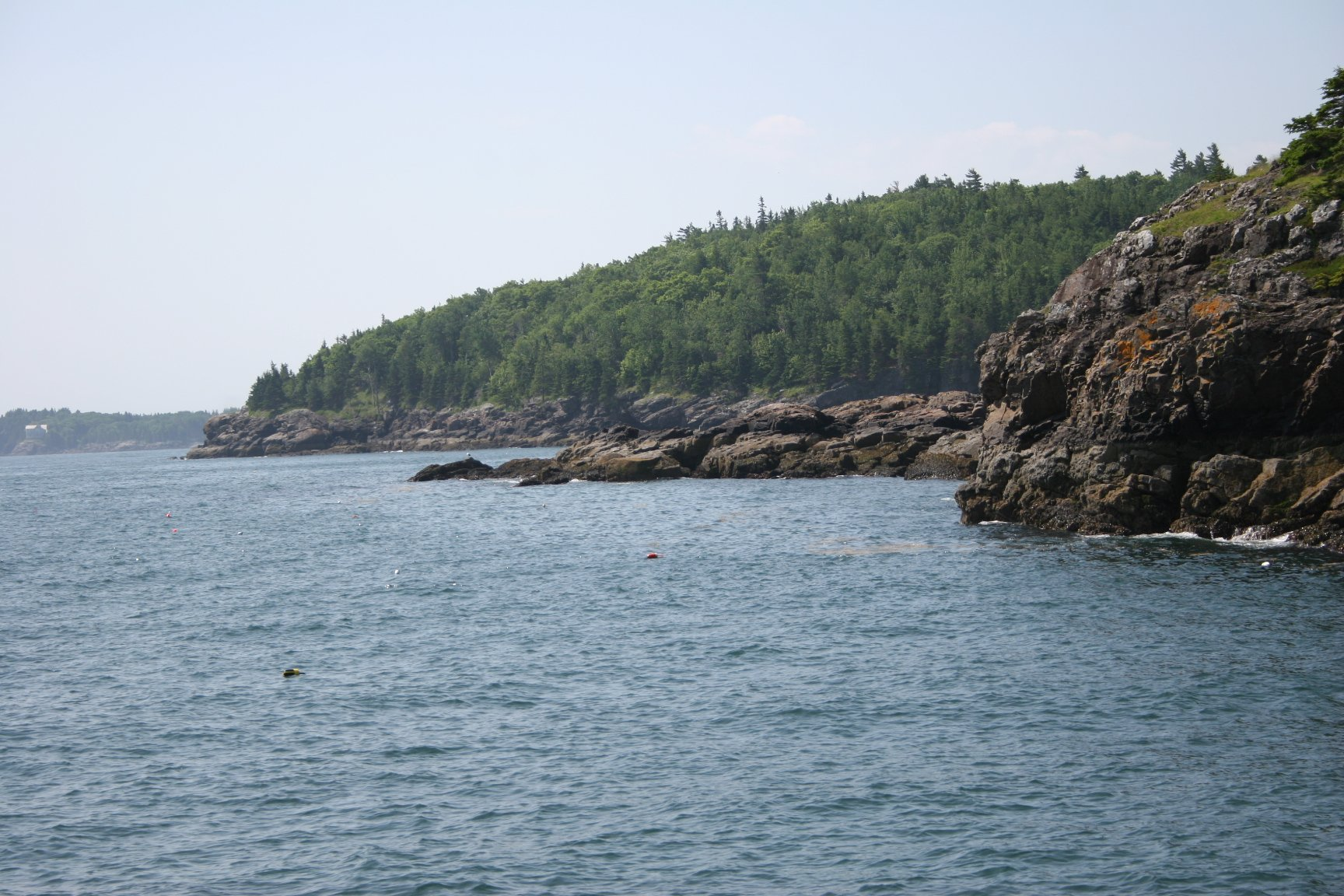 The Islands of Acadia