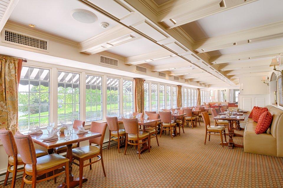 York Harbor Inn Dining