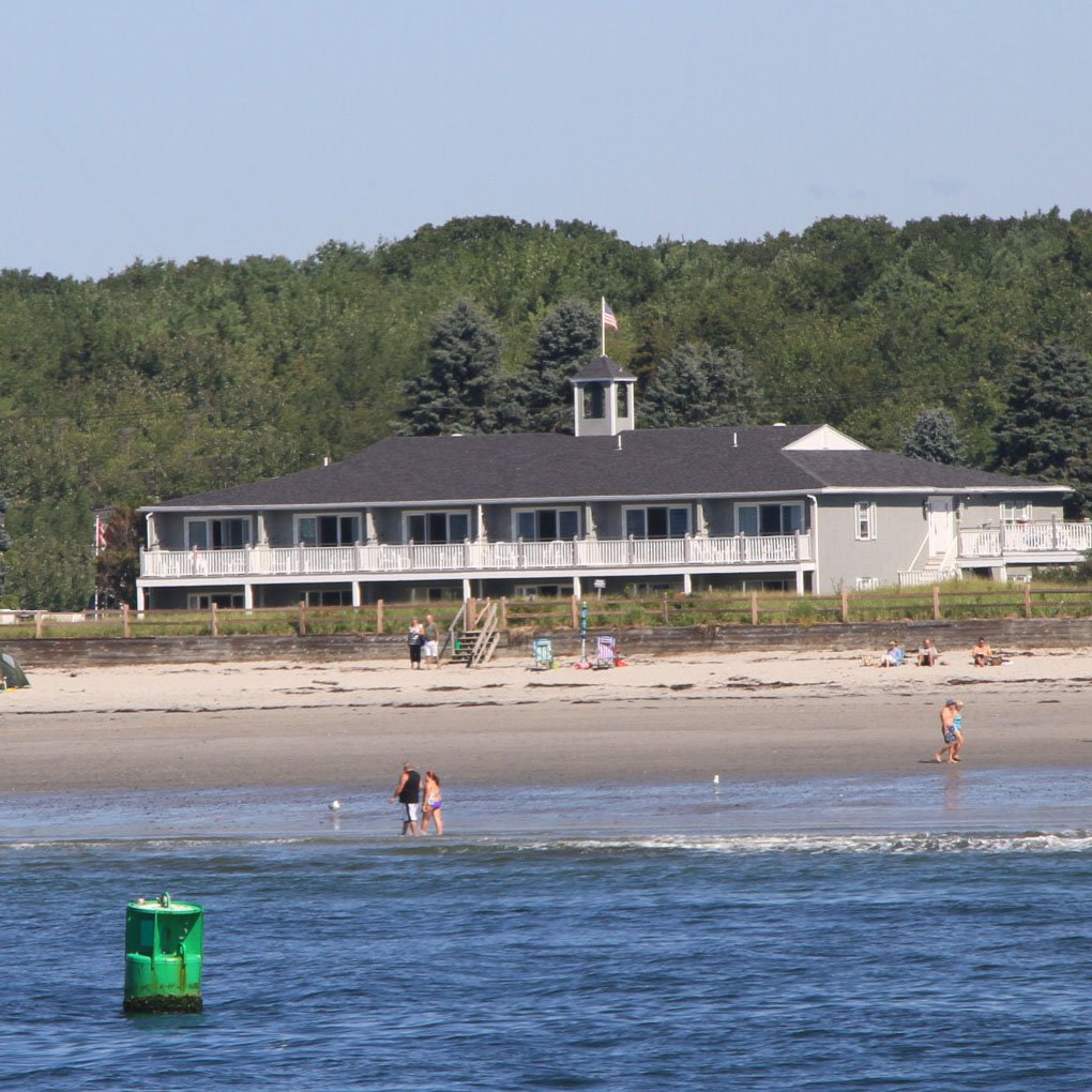 Summer at the Seaside on Kennebunk Beach