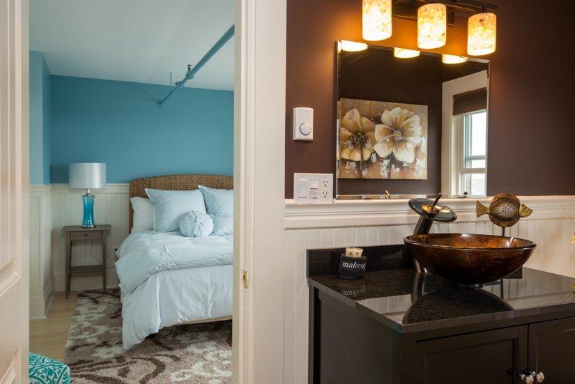 Main inn guestroom