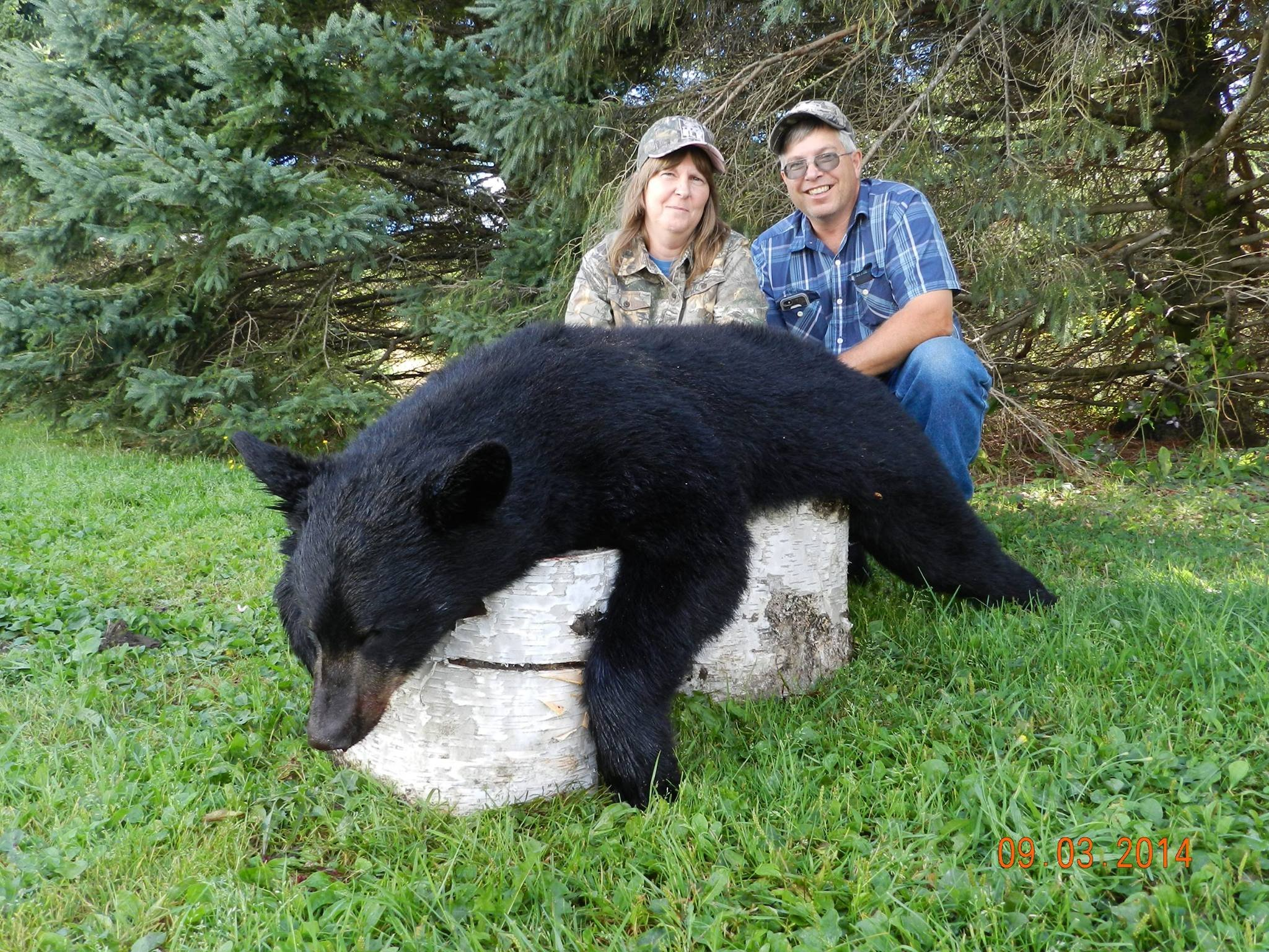 A great location to bring a spouse or young hunters