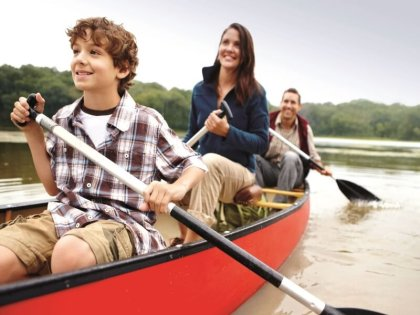 Freshwater Canoeing & Kayaking | Maine's Lakes and Mountains Regions