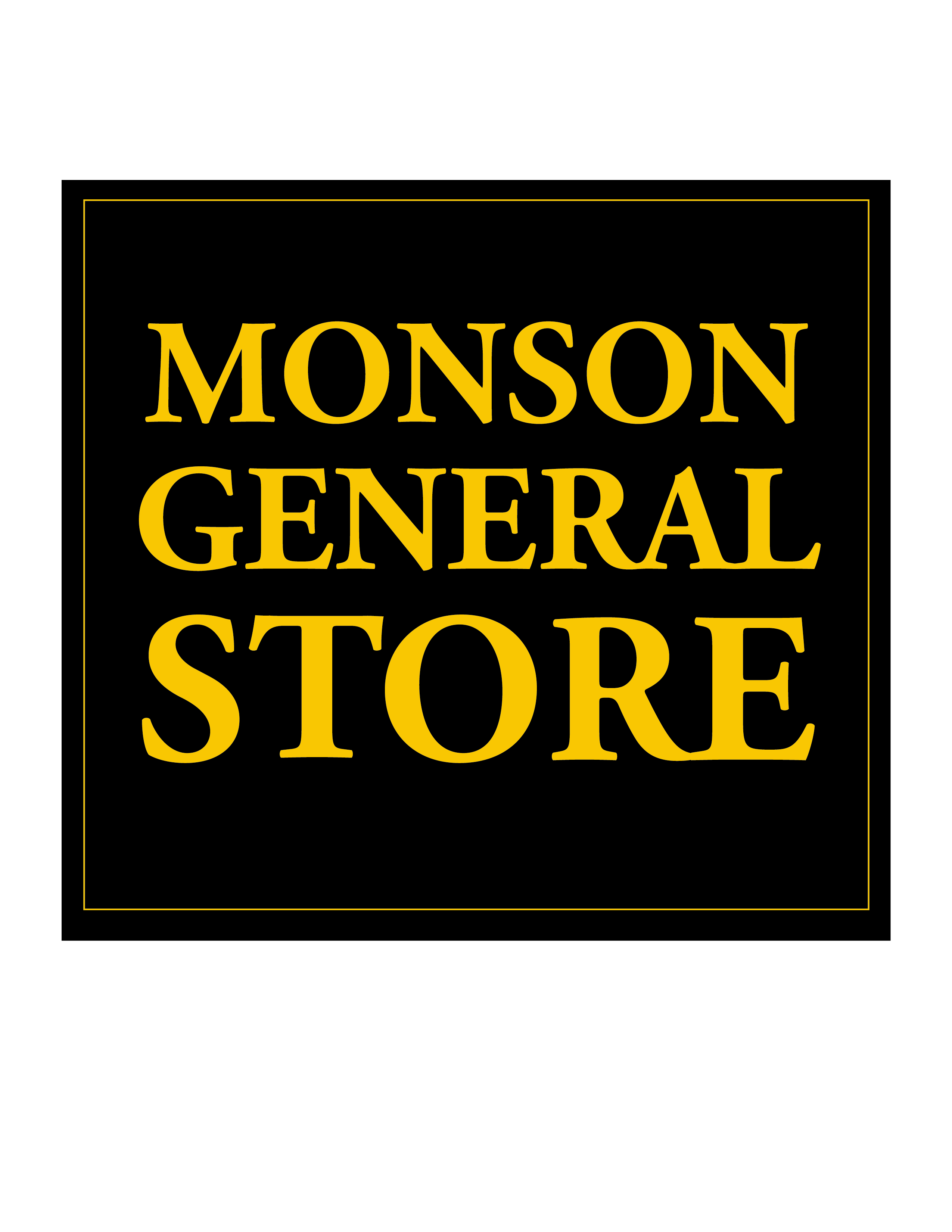 Monson General Store and The Connection Shuttle
