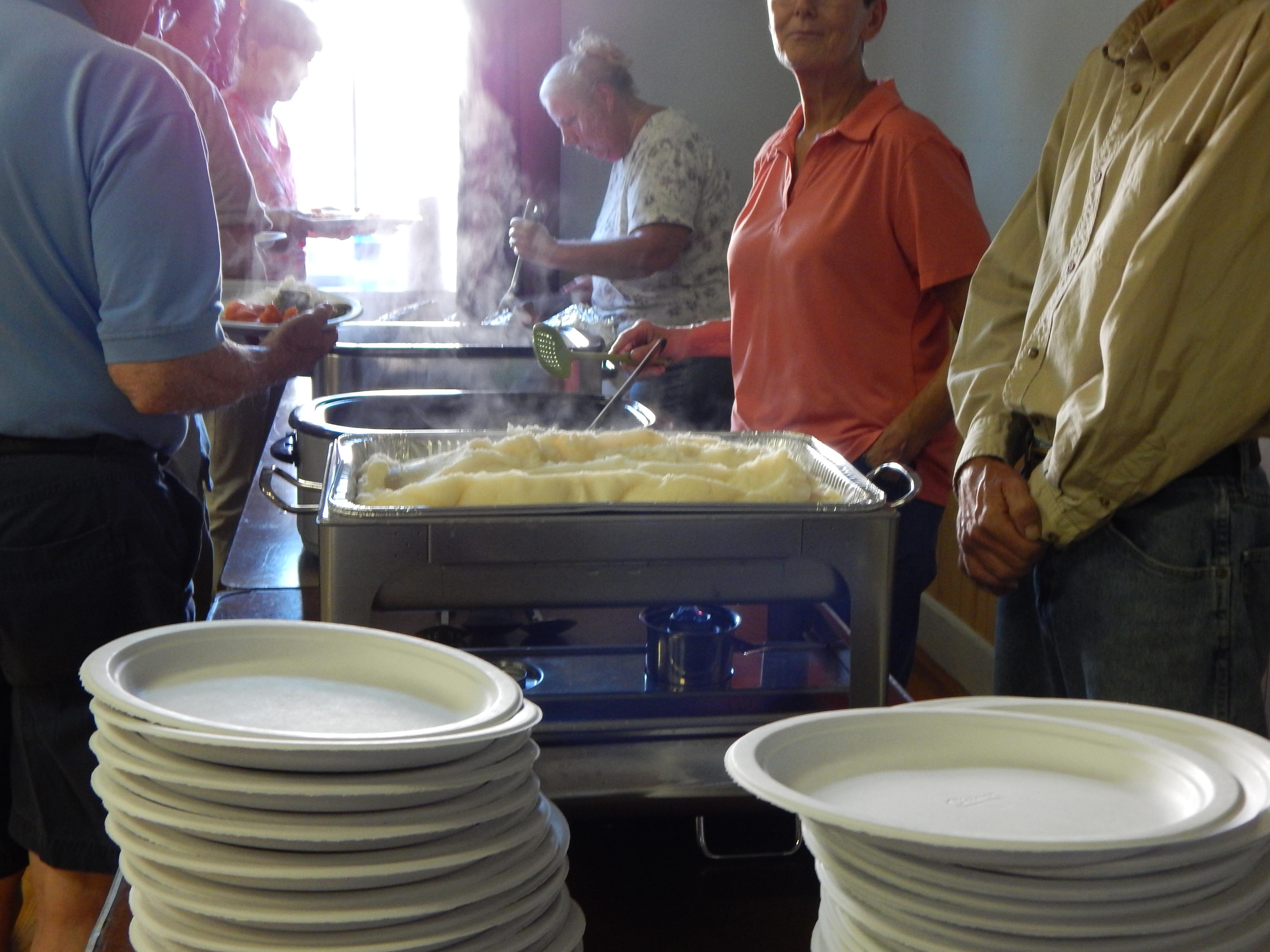 Hiram Community Center Roast Beef Dinner