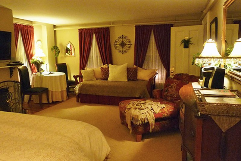 The Gorham Deluxe King Guest Room