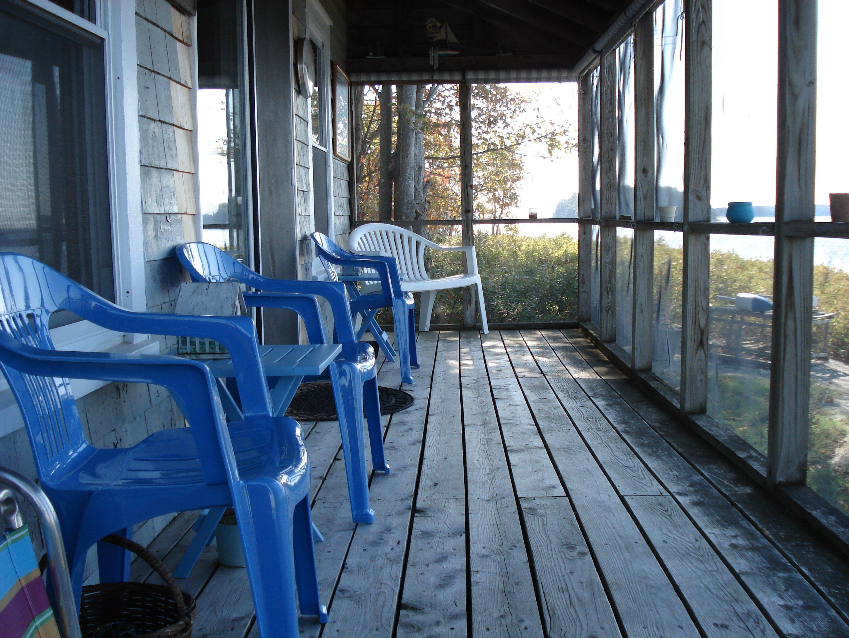 White Rocks Screened Porch