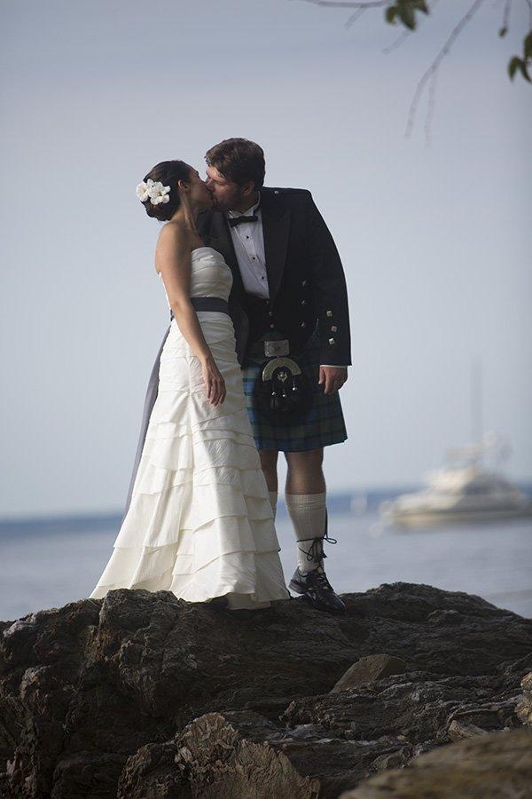Maine Island weddings