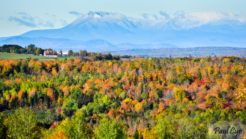 Peek into the famed Baxter State Park!
