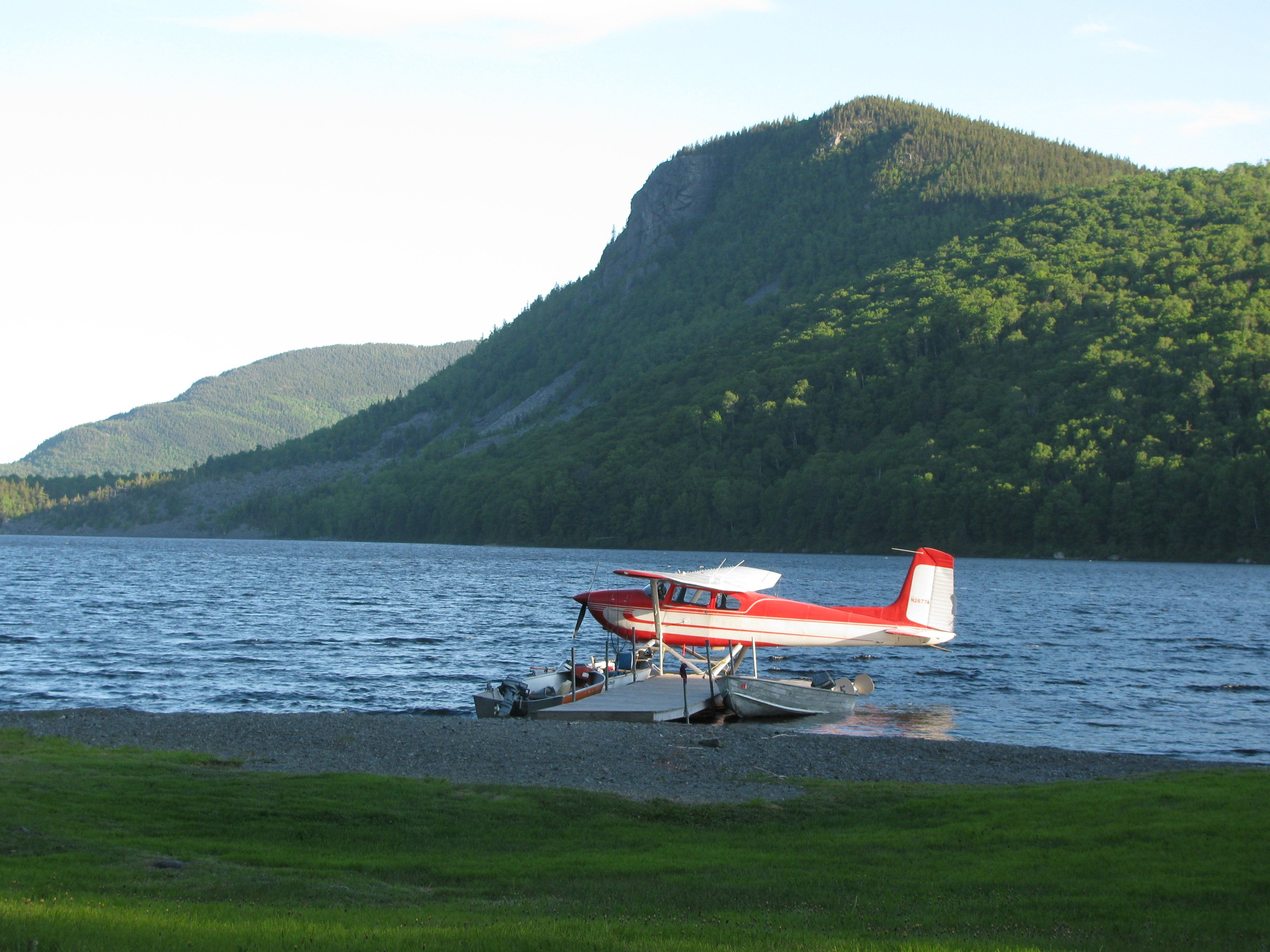 Fly-In service is available upon request!