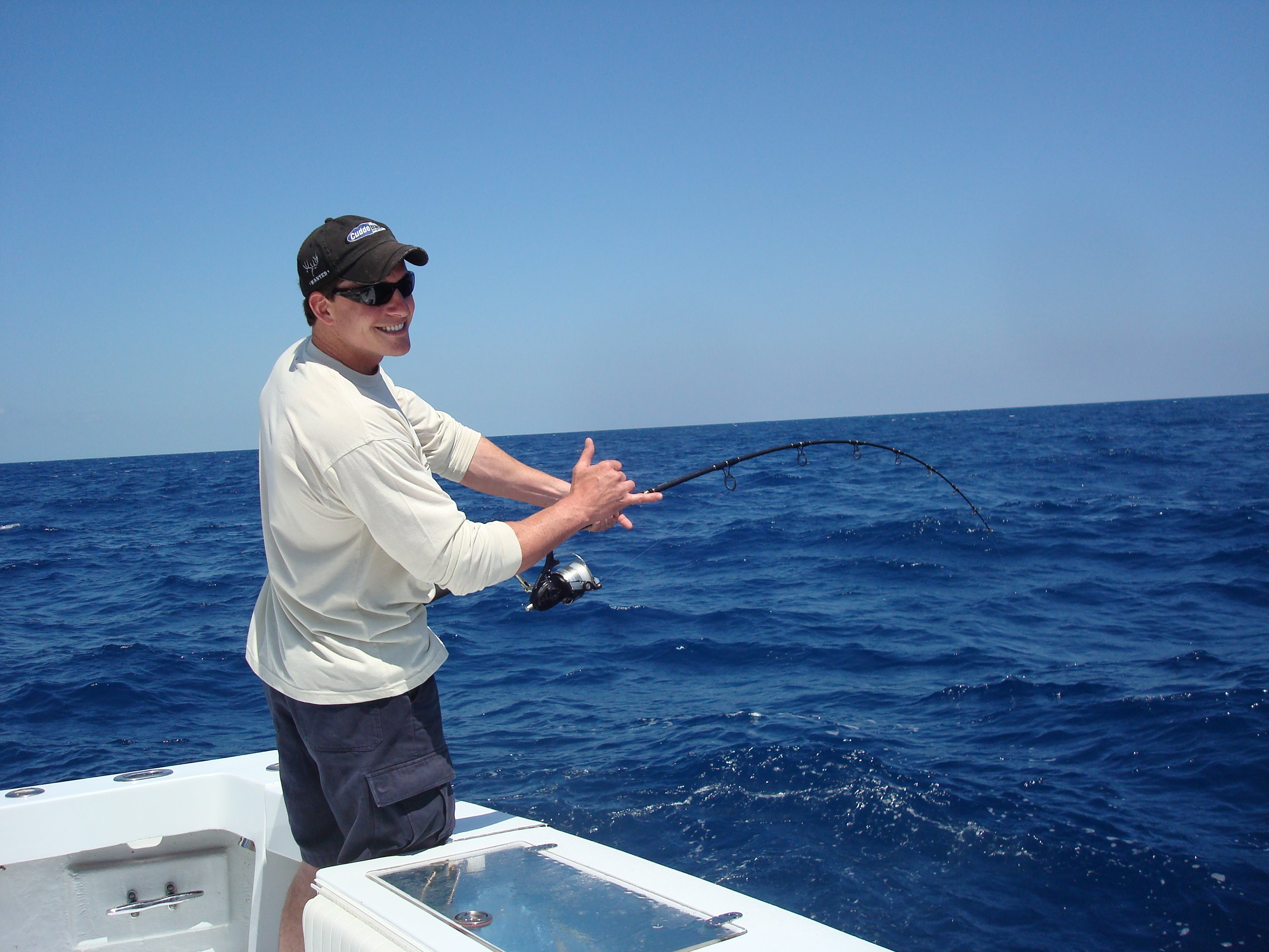 Fishing Adventures in Maine and Florida