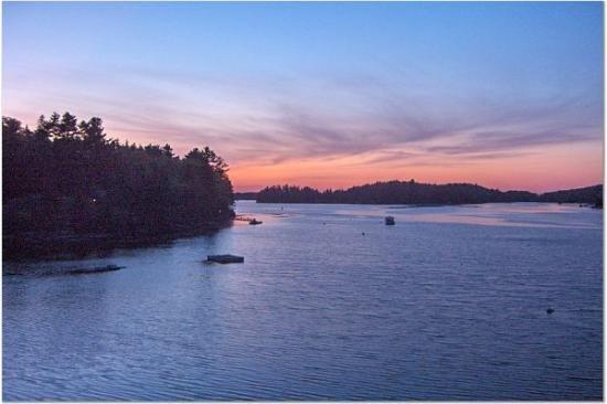 An Ocean Gate Sunset!
