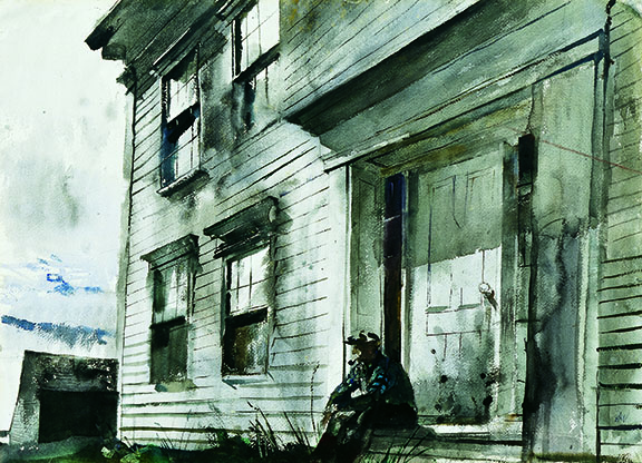 Andrew Wyeth: Maine Watercolors, 1938 - 2008