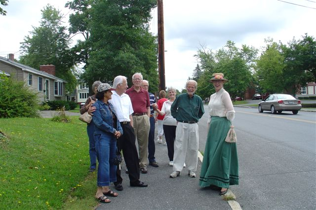 Guided Walking Tour of Historic Downtown Presque Isle