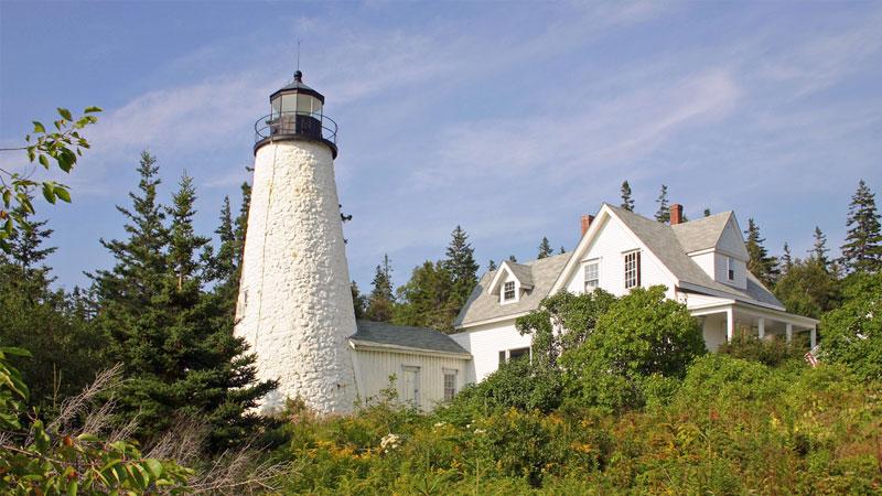 Historic Dyce Head Lighthouse