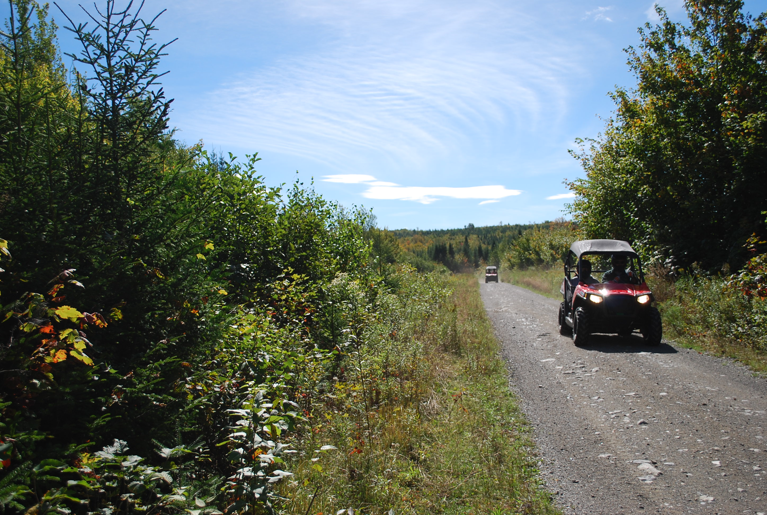 Northern Outdoors - ATV Trails, Rentals and Guided Tours