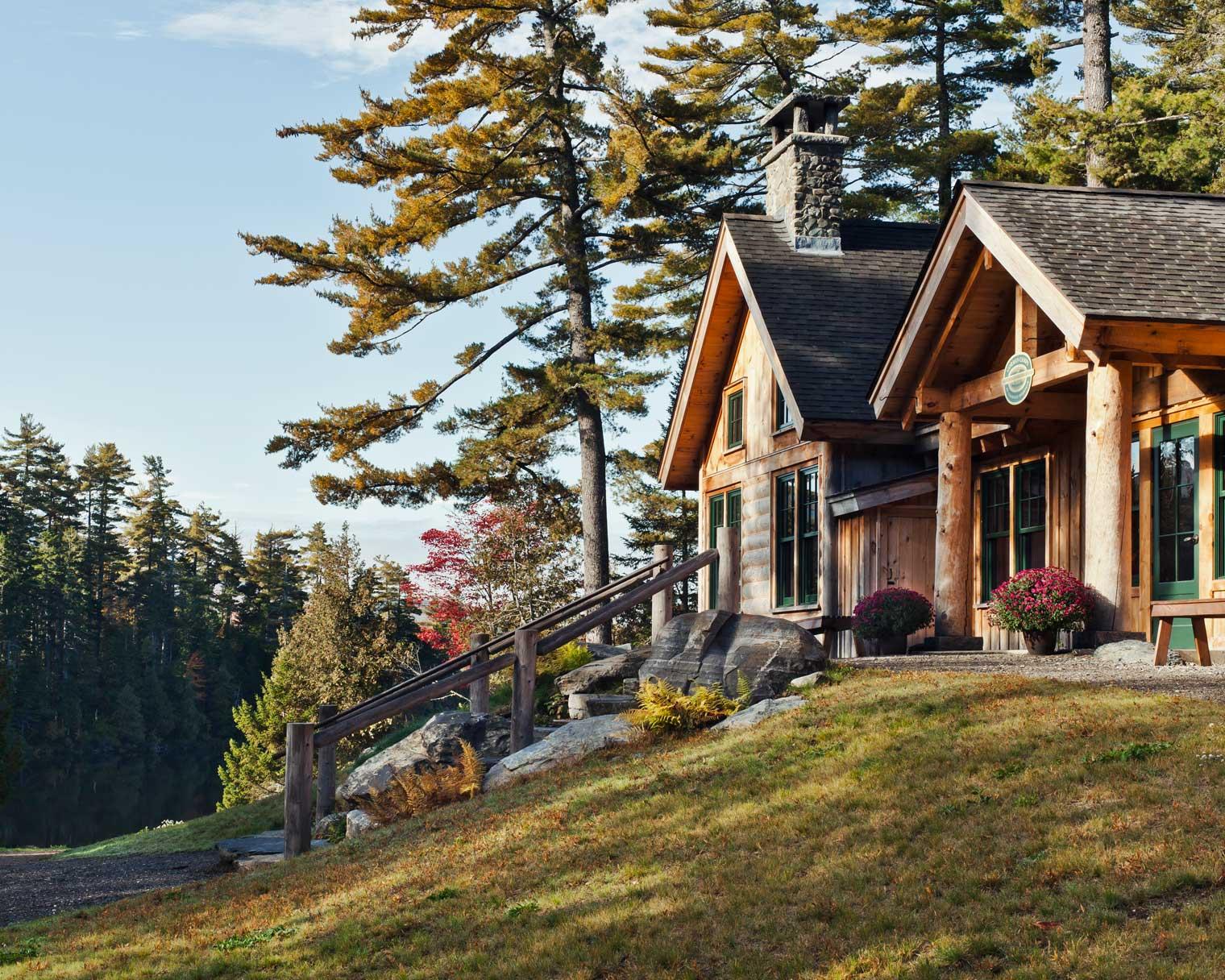 Gorman Chairback Lodge & Cabins