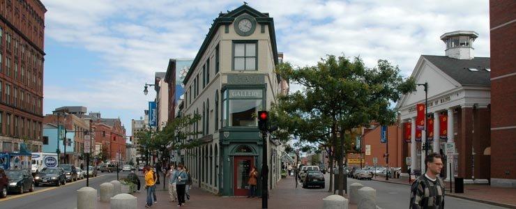 Portland Maine Driving Tours
