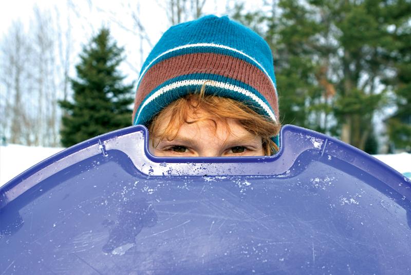 Sledding - Snowtubing