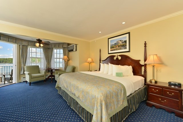 Main Inn- King Bed