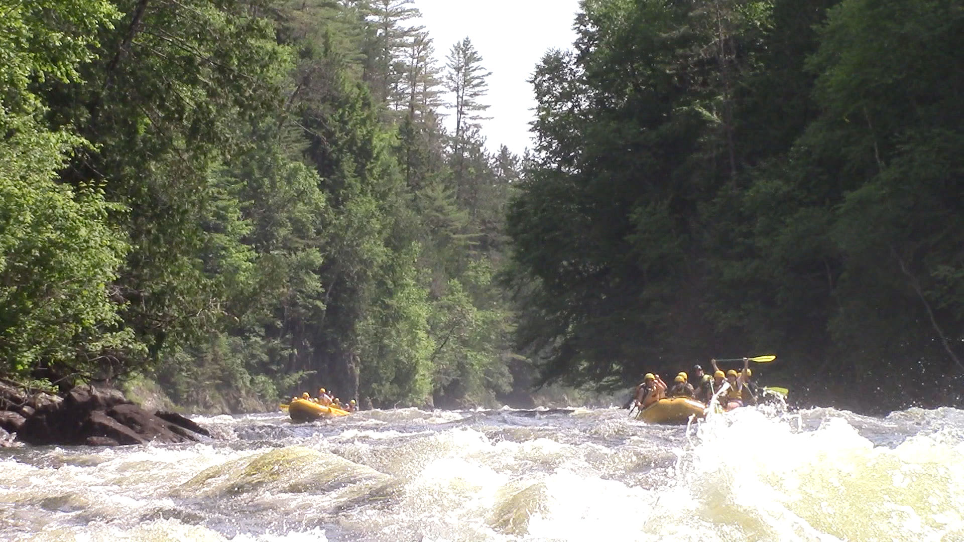 Northern Outdoors Rafting & Adventure Resort