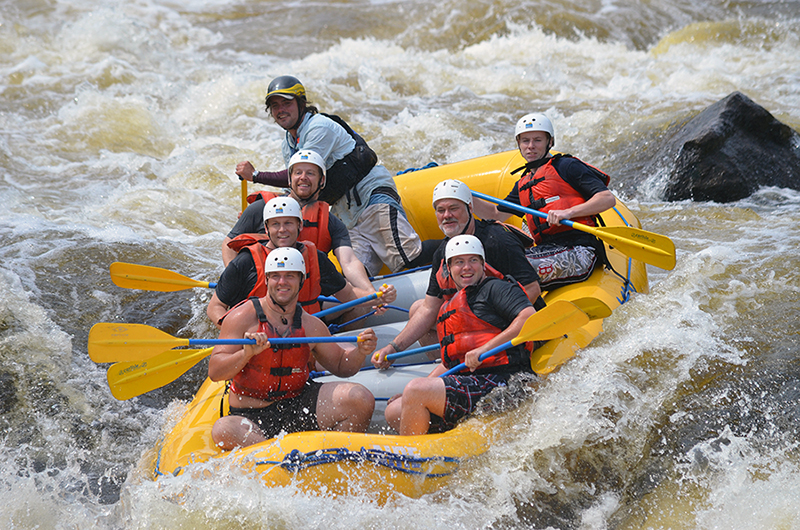 North Country Rivers - Penobscot River Resort