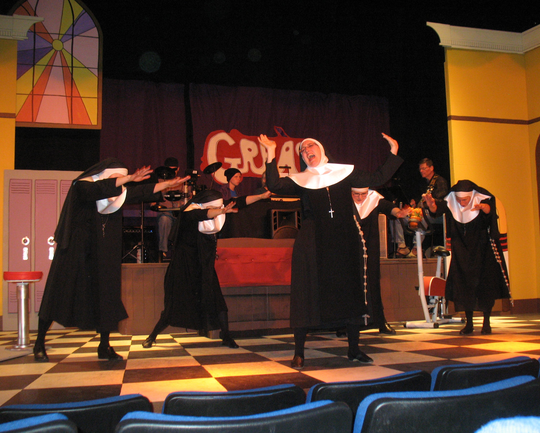 Nunsense - community musical production