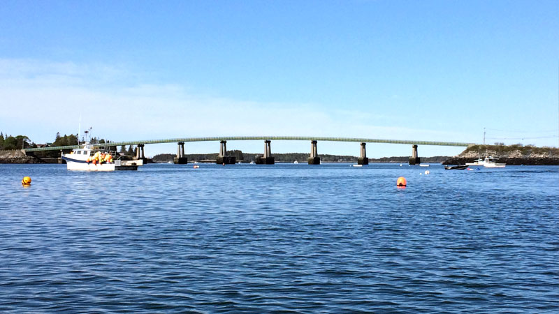 Jonesport to Beals Island Bridge