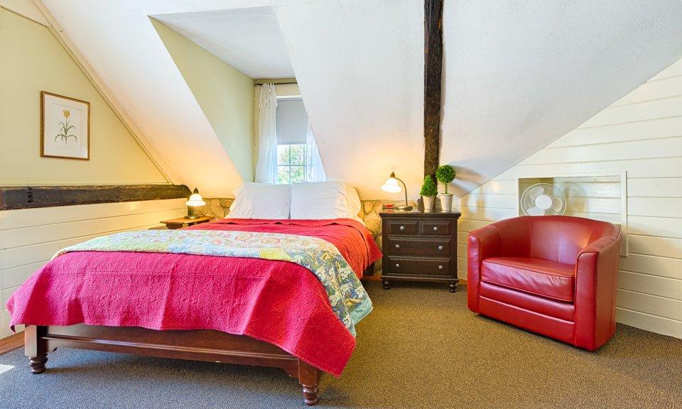 York Harbor Inn Room