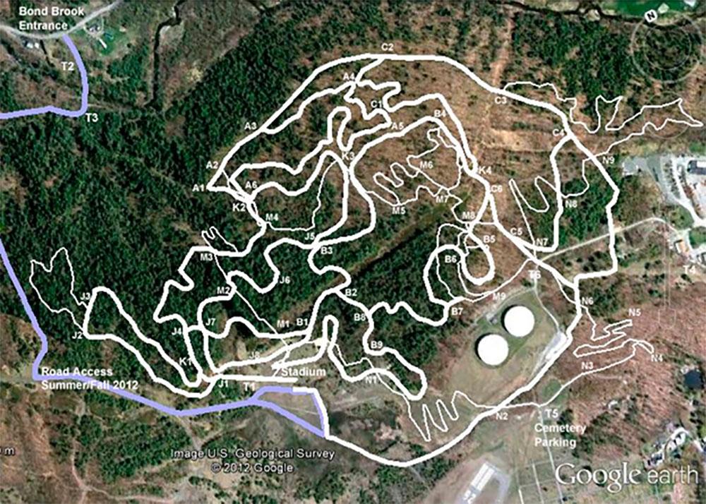 Bond Brook Trails