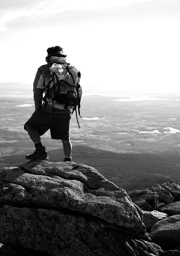Hiking the Appalacian Trail