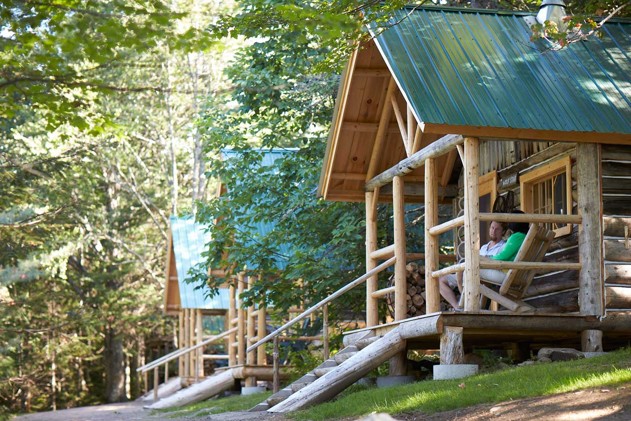 Little Lyford Lodge and Cabins