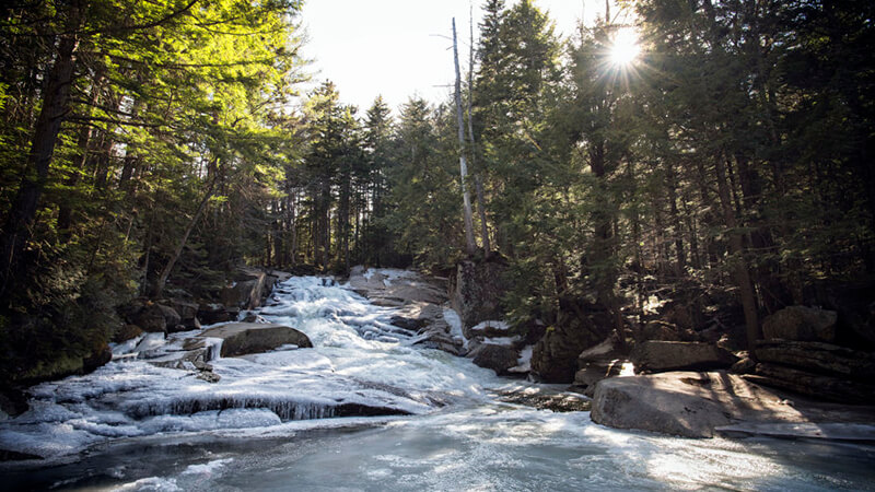 12 Best Swimming Holes and Waterfalls in Maine's Lakes & Mountains