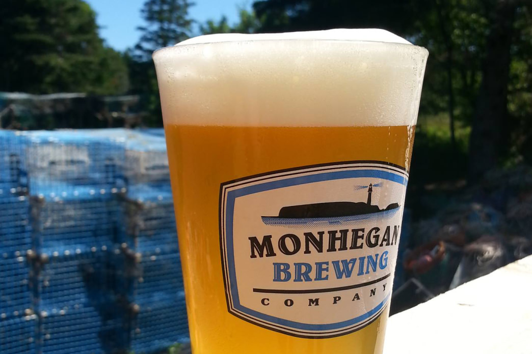 Monhegan Brewing Company is a great place to relax after a hike at Lobster Cove. – Monhegan Brewery