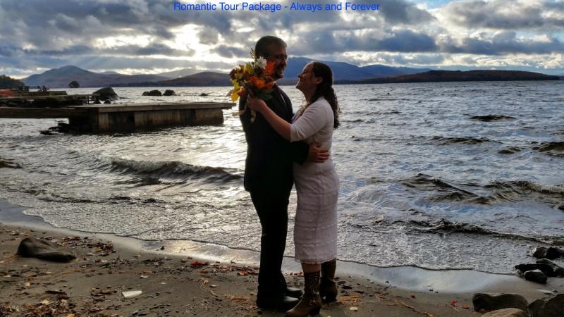 Romantic Cabin Getaway Tour Package at Moosehead Lake