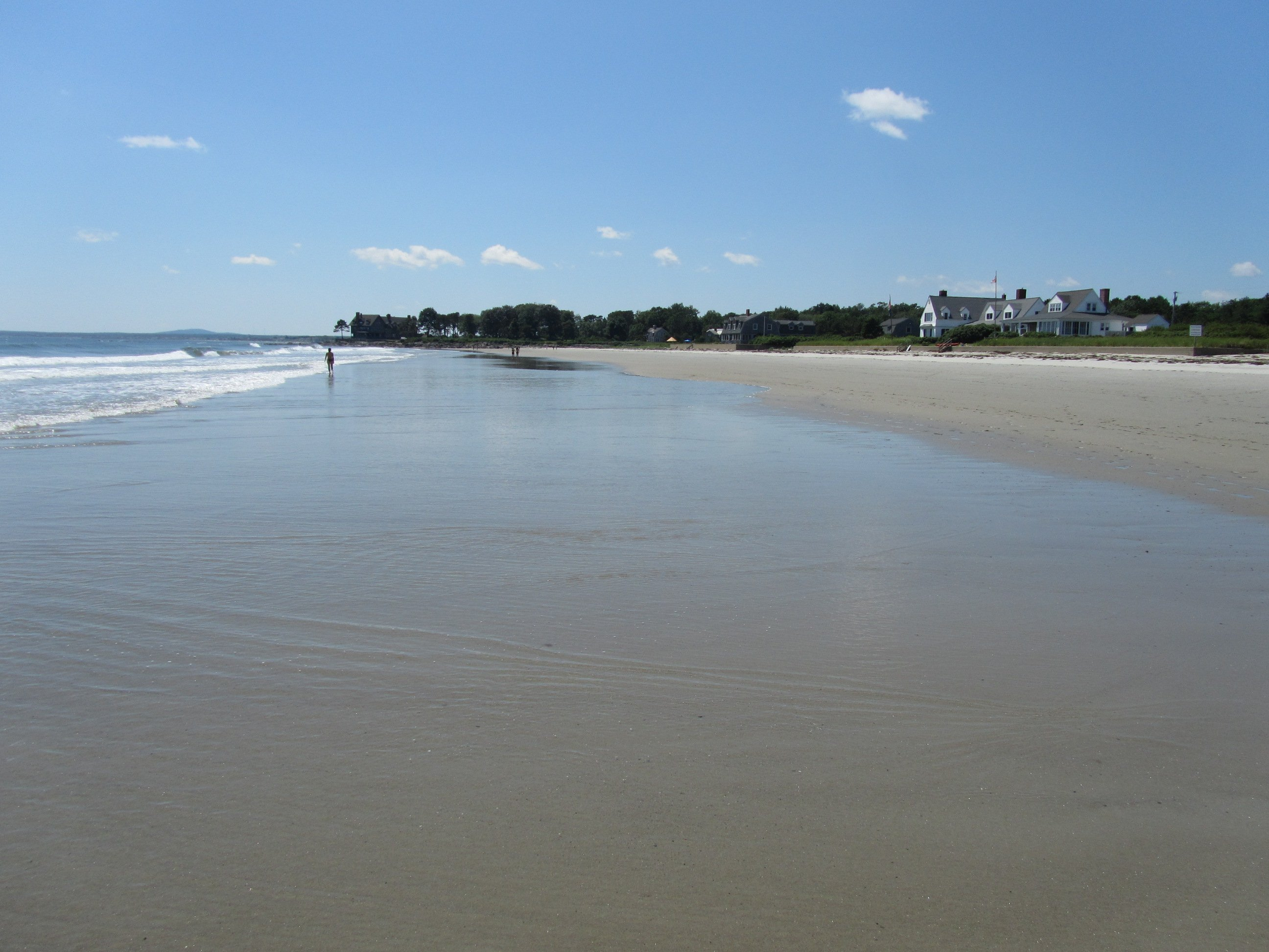 Beach in Kennebunk