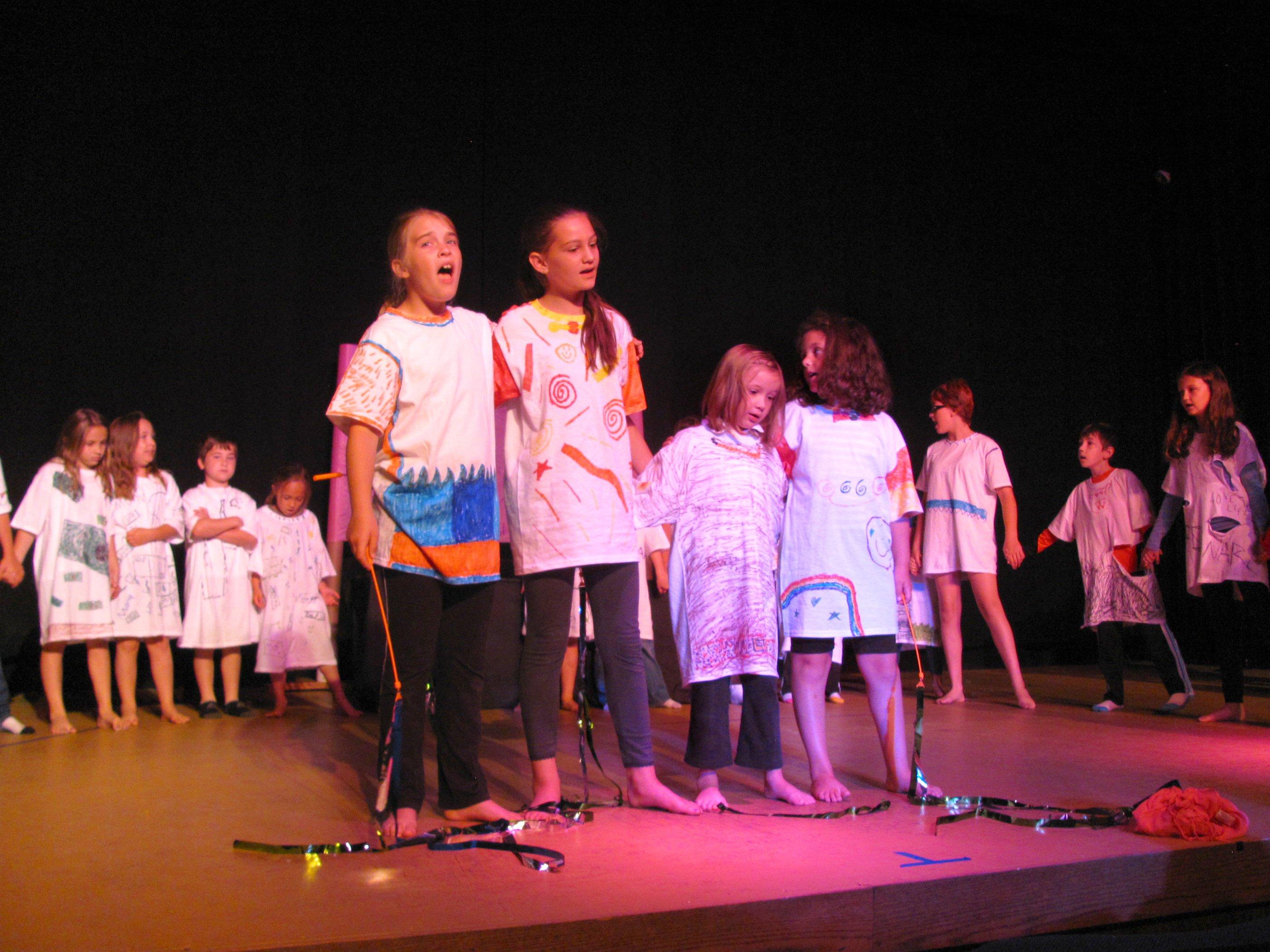 Drama Camp Final Performance