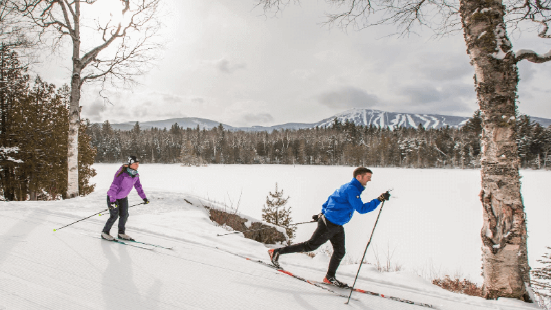 9 Incredible Winter Adventures in Maine's Lakes and Mountains