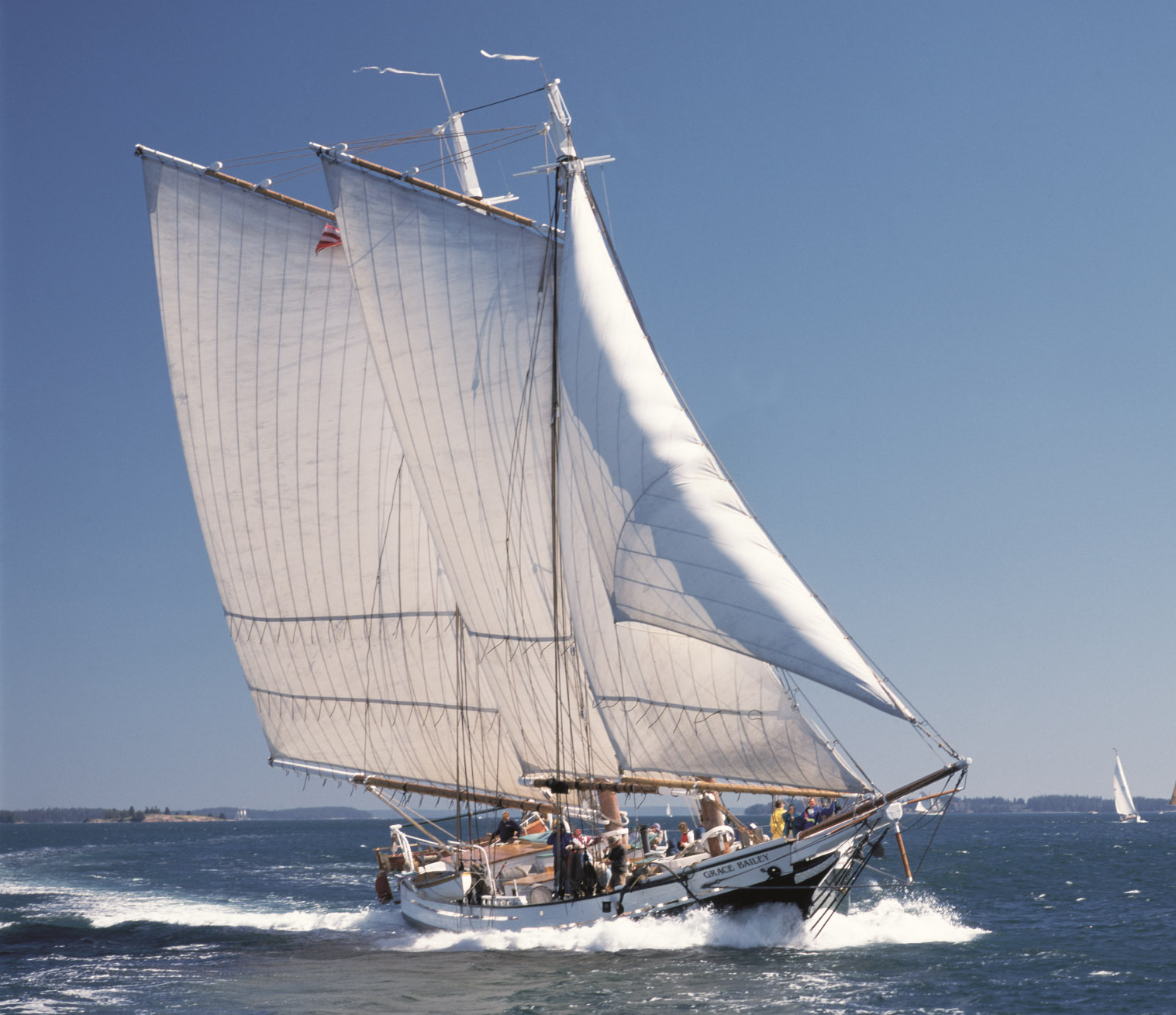 Maine Windjammer Cruises®