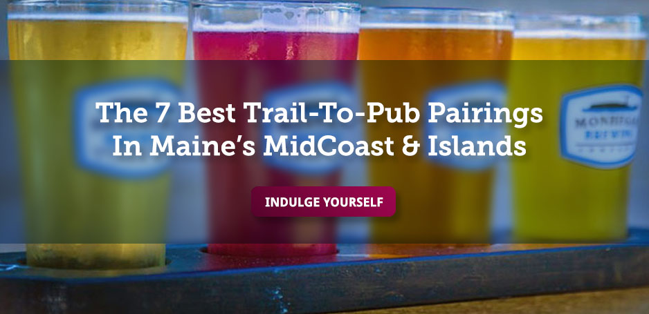 Breweries in Maine