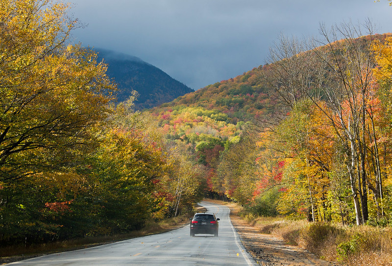 4 of The Most Beautiful Drives in Maine's Lakes and Mountains