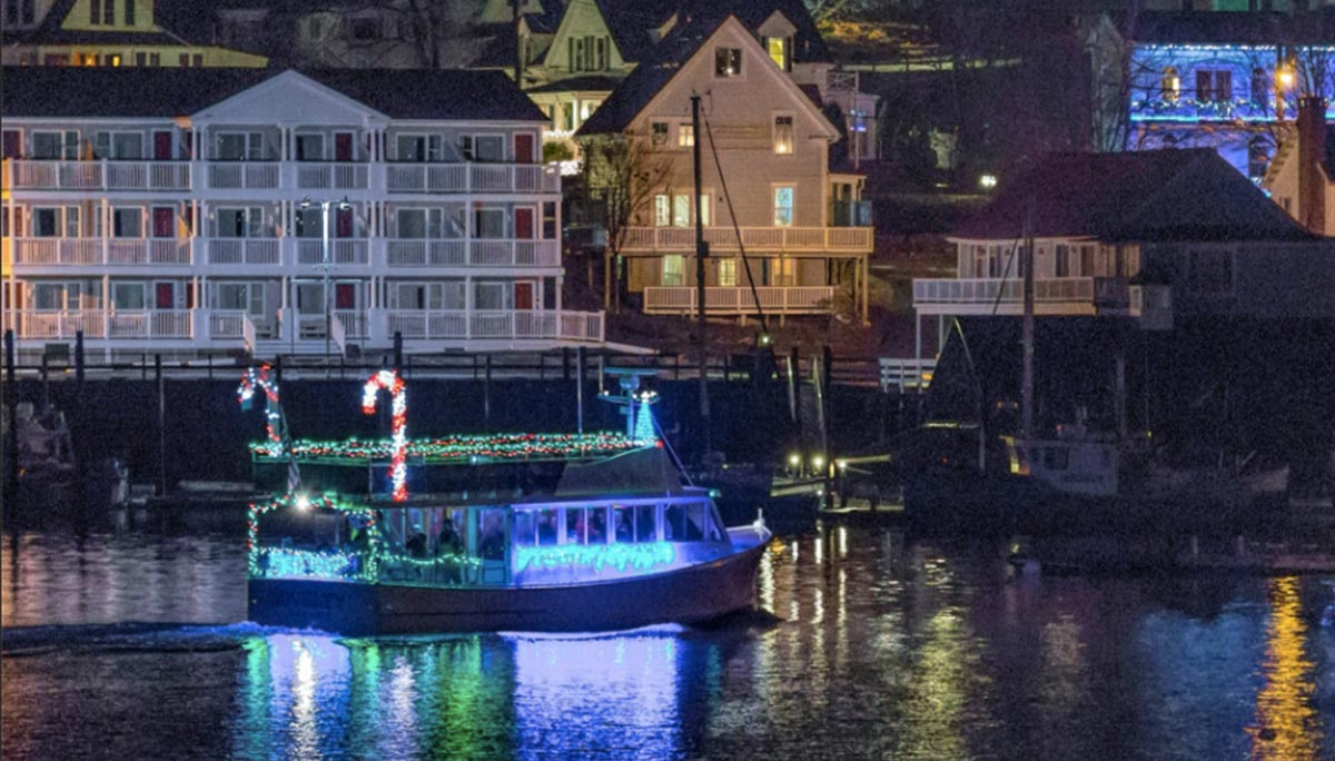 Boothbay Harbor Lights Festival