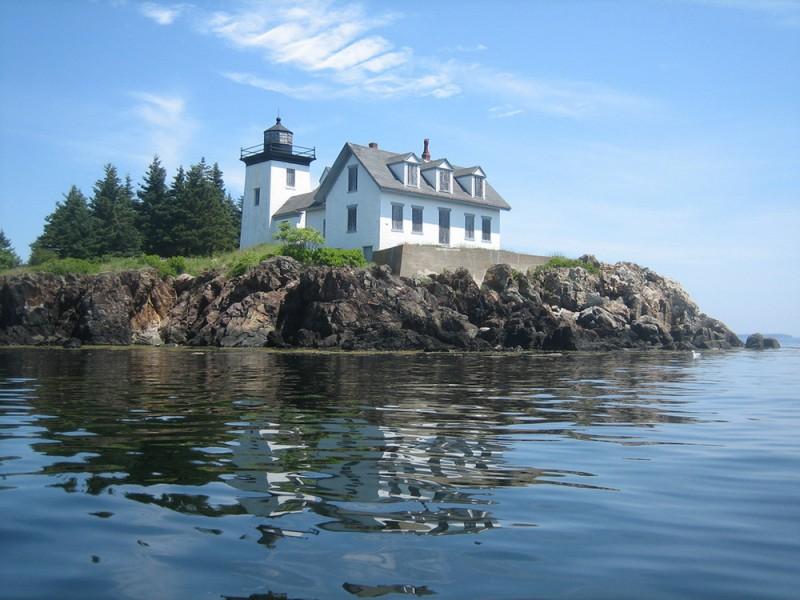Indian Island Visit Maine
