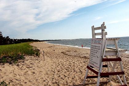 Ferry Beach State Park