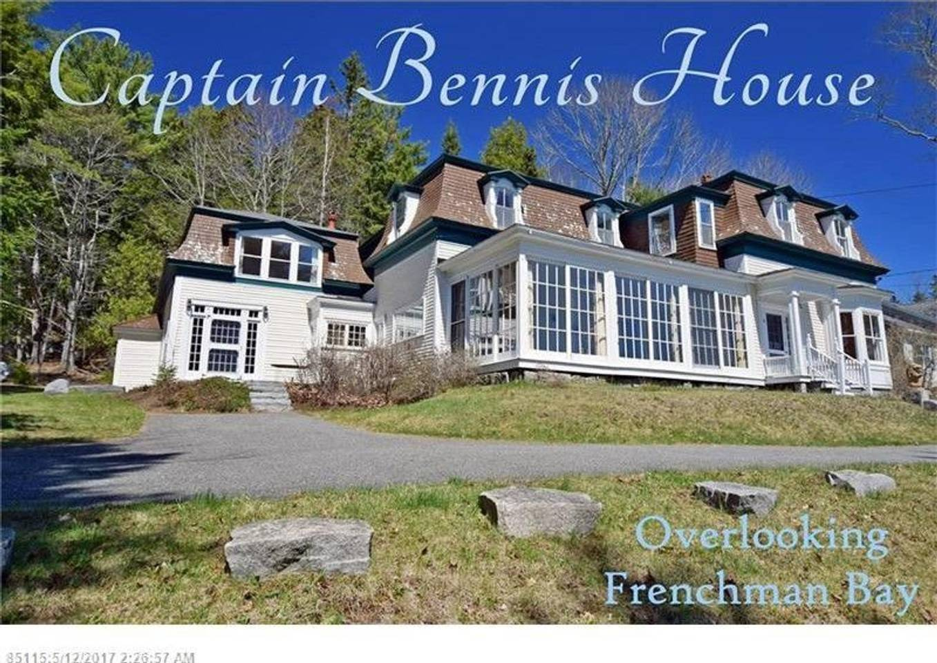 Captain Bennis House