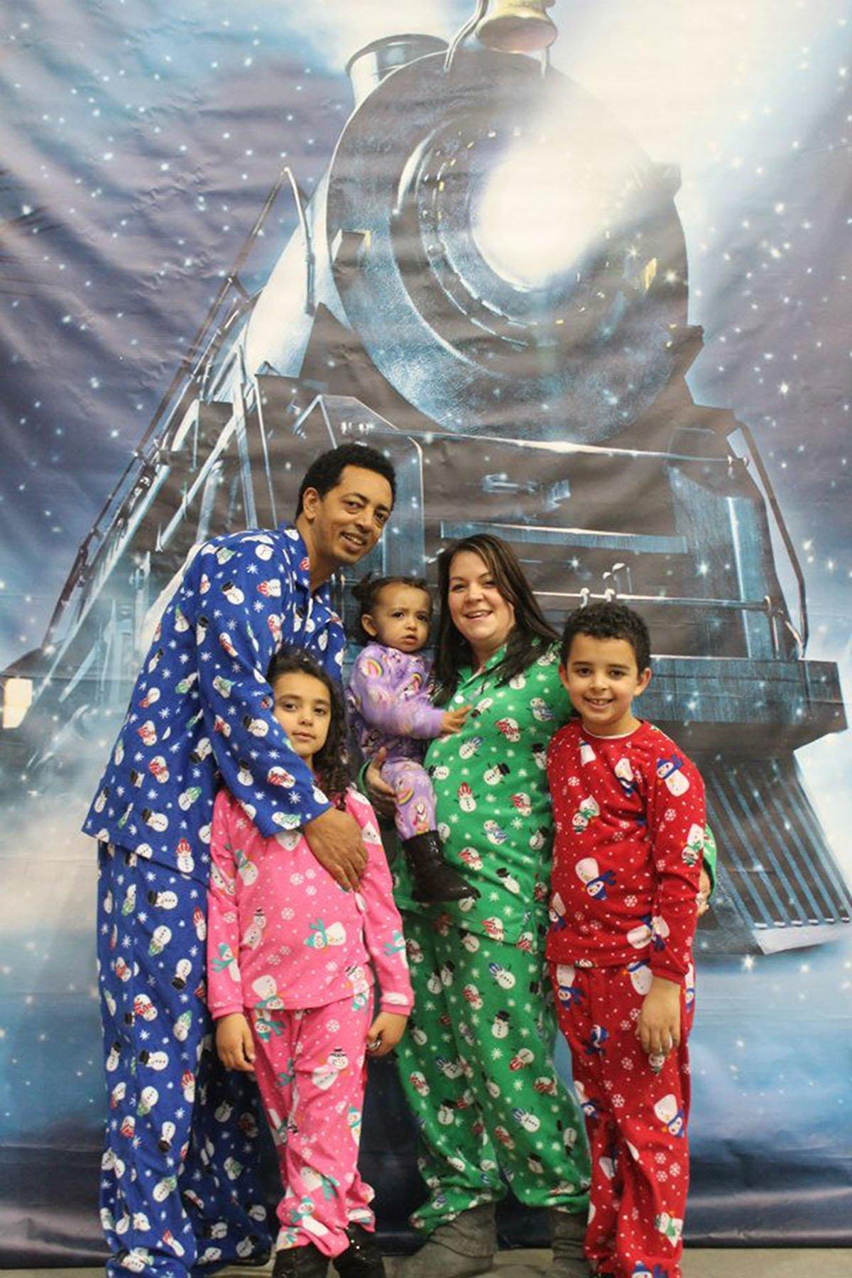 Passengers are encouraged to wear their pajamas.