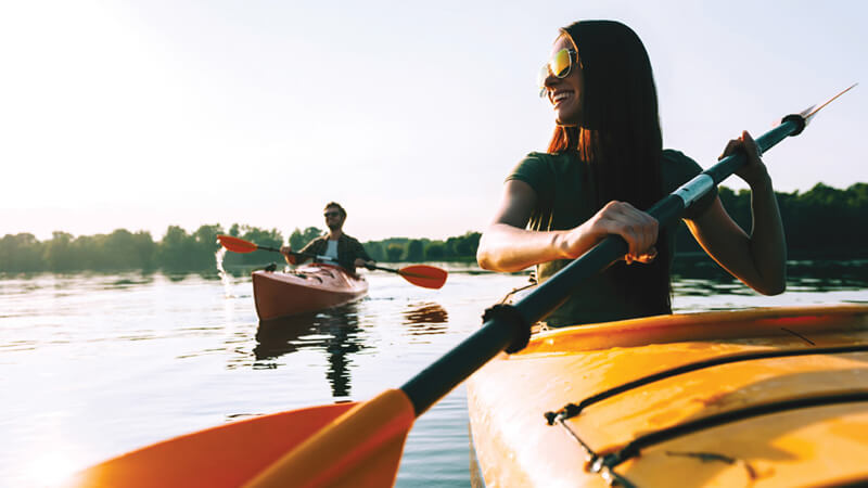 A Complete Guide to Canoeing and Kayaking in Maine's Lakes and Mountains