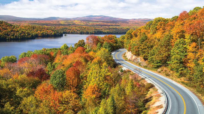 Old Canada Road Scenic Byway