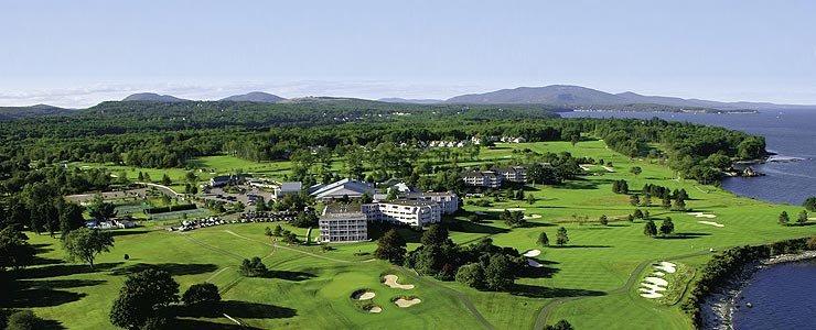 Resort & Spa in Maine