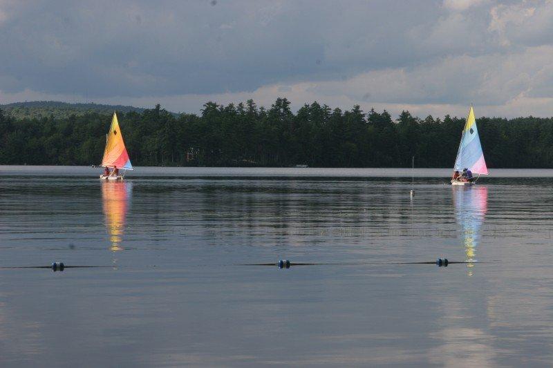 Pristine Washington Pond
